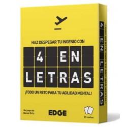 4 en letras 2ª ed.