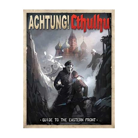Achtung! Cthulhu - Guide to...