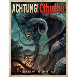 Achtung! Cthulhu - Terrors...