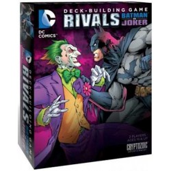 DC Comics Deck-Building...