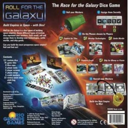 Roll for the Galaxy (inglés)