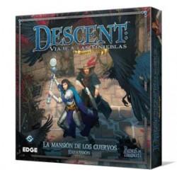 Descent: La mansión de los...