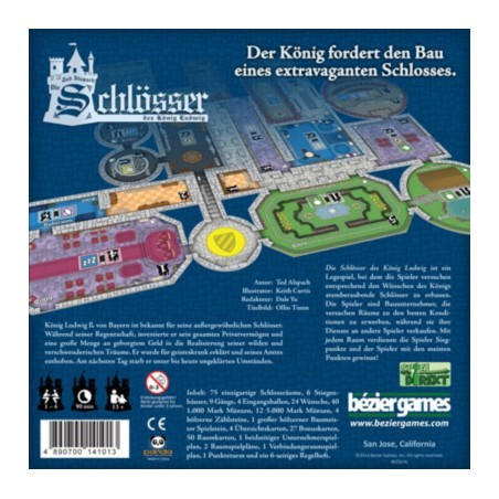 Die Schlösser des König Ludwig