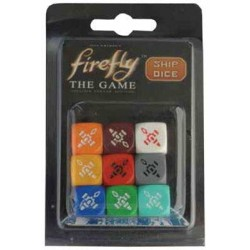 Firefly: The Game Ship Dice