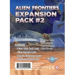 Alien Frontiers: Expansion...