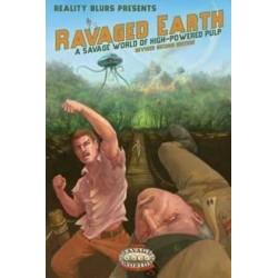 Ravaged Earth: Revised...