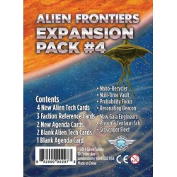 Alien Frontiers: Expansion...