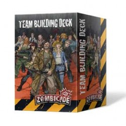 Zombicide. Team Building Deck