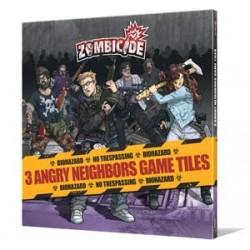 Zombicide. Angry Neighbors...