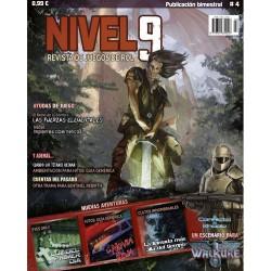 Revista Nivel 9. #4
