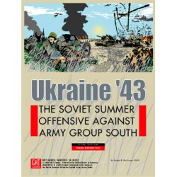 Ukraine '43 - 2nd Edition
