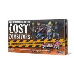 Zombicide. Lost Zombivors