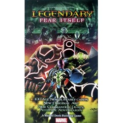 Legendary: Fear Itself