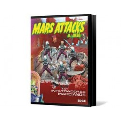 Mars Attack: Infiltradores...