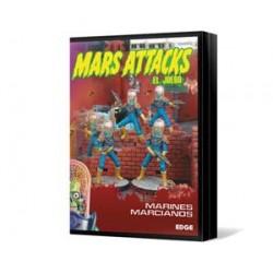 Mars Attack: Marines marcianos