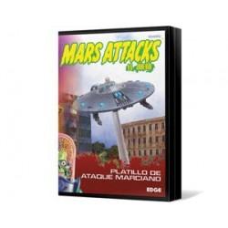 Mars Attack: Platillo de...