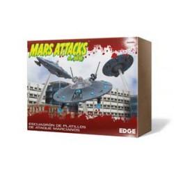 Mars Attack: Escuadrón de...