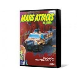 Mars Attack: Camión remolcador