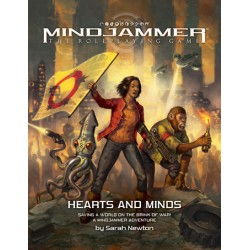 Mindjammer RPG: Hearts and...
