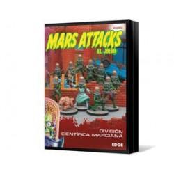 Mars Attack: División...
