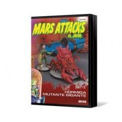 Mars Attack: Hormiga...