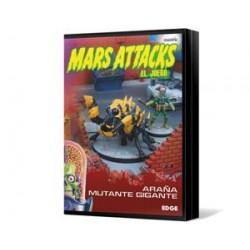 Mars Attack: Araña mutante...