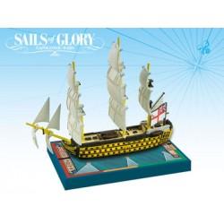 Sails of Glory. HMS Victory