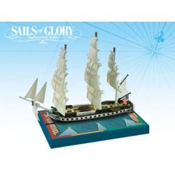 Sails of Glory. USS...