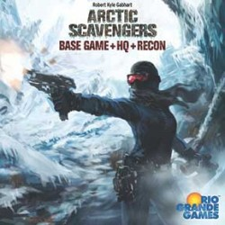 Arctic Scavengers: Base...