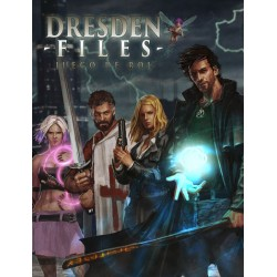 The Dresden Files: Juego de...