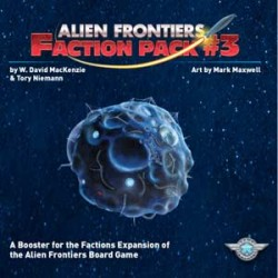 Alien Frontiers: Faction...