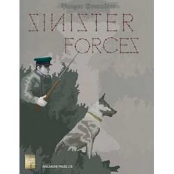 Panzer Grenadier: Sinister...
