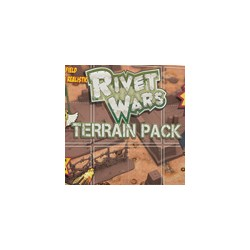 Rivet Wars: Terrain Pack