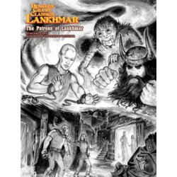 Dungeon Crawl Classics RPG...