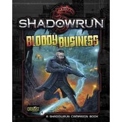 Shadowrun 5th. Bloody Business