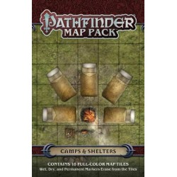 Pathfinder Map Pack: Camps...