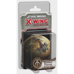 X-Wing. Caza Kihraxz
