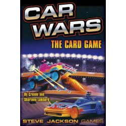 Car Wars: The Card Game...