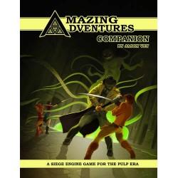 Amazing Adventures Companion