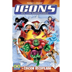ICONS: Rol con Superpoderes...