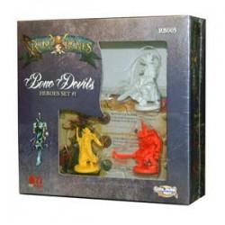 Rum & Bones: Bone Devils...