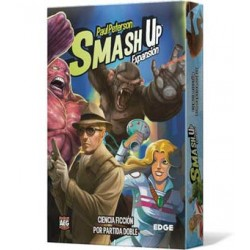 Smash Up: Ciencia ficción...