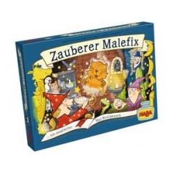 El mago Malefix / Zauberer...