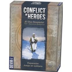 Conflict of Heroes. ¡El Oso...