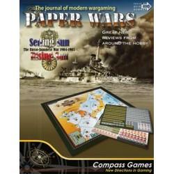 Paper Wars 80. Setting Sun,...