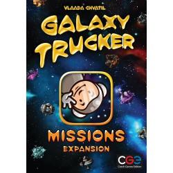 Galaxy Trucker. Missions