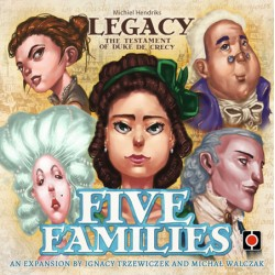 Legacy: Five Families...