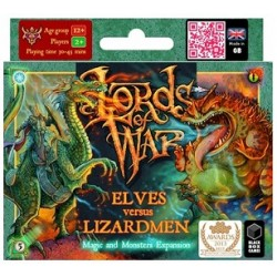 Lords of War: Elves versus...