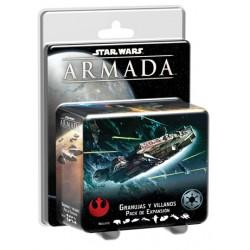 Star Wars: Armada. Granujas...