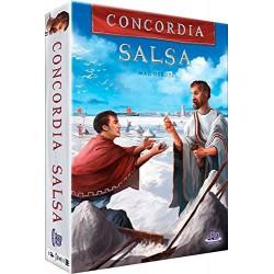Concordia: Salsa (inglés)